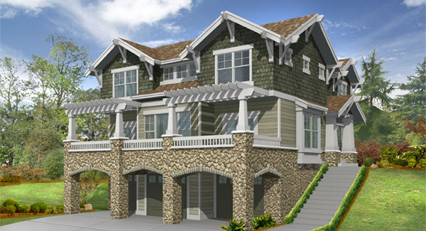 Professional Builder House Plans